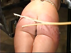 Freak Of Nature 26 Nice Bum With Shattered Cane