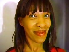 Ebony Face Blast!