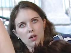 Russian Dianna Outdoor Sex 2 In St Petersberg Gr 2