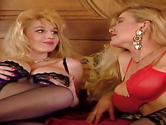 Two Lesbian Mature With Big Boobs