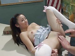 Asian Fucking Teacher