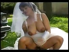 Natural Wonders 13 Bbw Bride