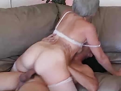 Granny Just Needs A Good Fuck By Scryu