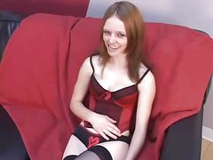 Hot Cute Perfect Teen Redhead Summer