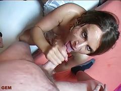 Spermastudio Sexy Susi Gets Lots Of Cum P2