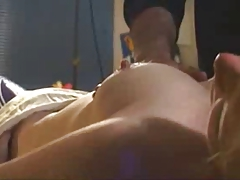 Hubby Films Wife's Massage