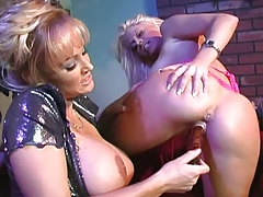 Tanya With Another Blonde Milf