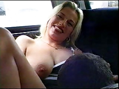 English Teen Gets All Her Holes Filled