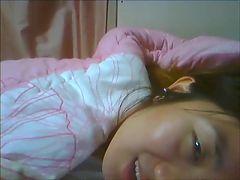 Korean Slut Yein Jeong Masturbates On Webcam 10