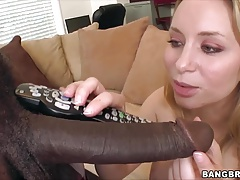 Aiden Starr Meets Monster Cock