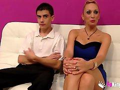 Jordi And Daniela Evans