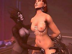 Mass Effect 3d Sex Compilation 4