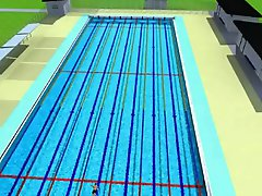 3d Huge Boobs Teen Swimming Pool Sex