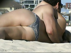 Beach Fight