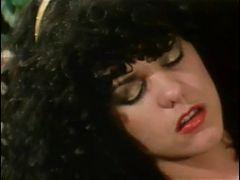 Black Curls White Lace