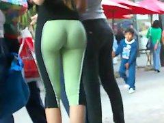 Beautiful Street Young Ass
