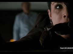 Noomi Rapace Nude The Girl With The Dragon Tattoo
