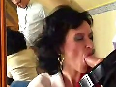 Cougar Anal Fucked By Hotel Employee Bvr