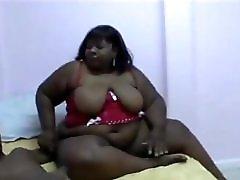 300 Pounds Of Ebony Passion