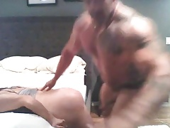 Milf Fucked By A Muscle Man