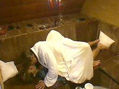 Big Brother Czech Oral Sex In Sauna