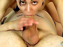 Perfect Girlfriend Deepthroat Blowjob