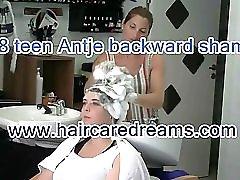 Antje Backward Shampoo Only Prewiew Yt