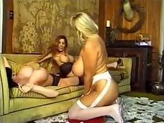Alexis Amore Threesom Lesbian