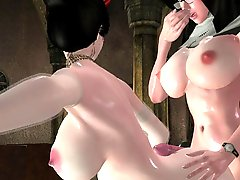 Futanari Nun Fucking A Bride Huge Boobs