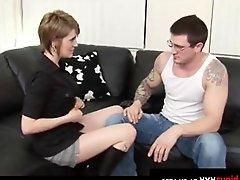 Tattooed Slut Seduces Sister S Boyfriend