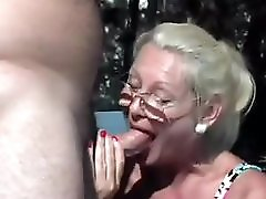 Granny Fucks Other Man And Husband