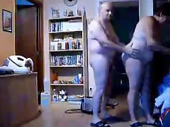 Hidden Cam Caught My Parents Home Alone Having Fun