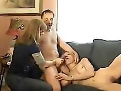 Cumming In The Mouth Of My Mature Wifes Hot Milffriend