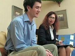 Guys For Matures Job Interview