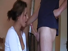 Chick Is Giving Me Blowjob In Front Of A Camera