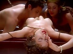 Alyssa Milano Embrace Of The Vampire Slomo Compilation