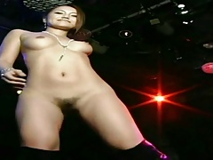 Hikari And Emi Naked Dance 07 08