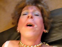 Joanne Slam Clockin' The Jizz A Juicy Video Colage'