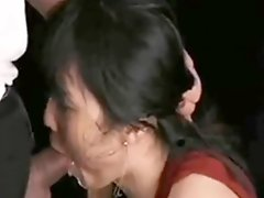 Asian Faces Getting Humiliated With Facials Compilation