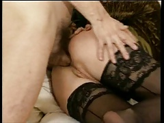Jean Yves Lecastel Fucking A MILF In The Ass No Sound