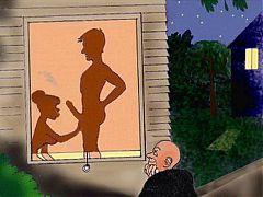 Husband Cuckold! Animation!