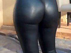 Hot Ass And Leggings