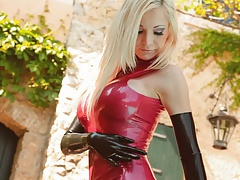 Latex Lady