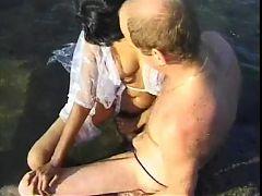 Indian Desi Loves White Uncut Cock