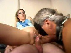 2 Mistresses Bi And Strapon