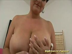 Moms Monster Boobs