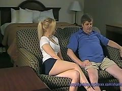 Andreanna Peace Babysitter Blowjob Training