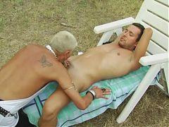 2 Spanish Mature Swingers