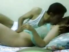 Cute Sexy Indian Enjoying