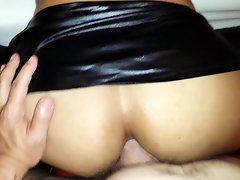 Latina Anal Pov With Mini Skirt
